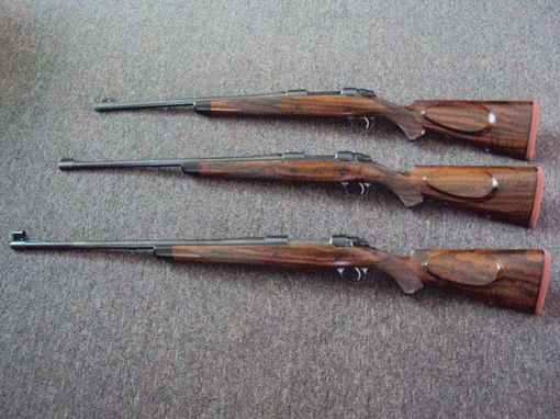 Services - Steve Fourie's Custom Rifles and Stocks